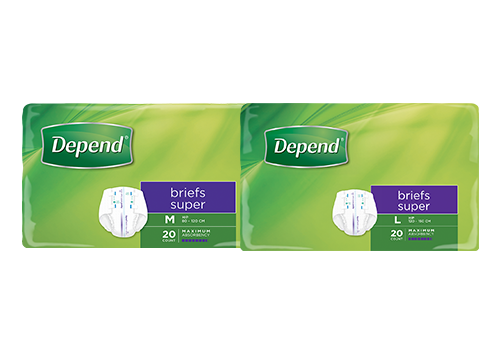 depend briefs super product image